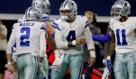 Dallas arrolla 37-10 a Filadelfia y recupera cima del Este en la Nacional