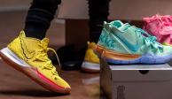 Bob Esponja tendrá su propio modelo de Nike