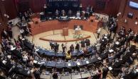 Agenda Senado comparecencias de secretarios para glosa del 1er Informe