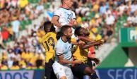 Video. Argentina humilla 6-1 a Ecuador en amistoso de Fecha FIFA