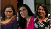 Cruzan acusaciones senadoras de PAN y Morena por elección en CNDH