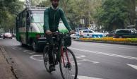 Alistan nuevos carriles exclusivos para bicicletas en CDMX