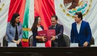 Arturo Herrera entrega a Cámara de Diputados Paquete Económico 2020