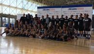 Por segundo año, Academias NBA vienen a México por talento femenino