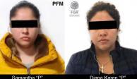 """Vinculan a proceso a las hijas de """"El Ojos"""", herederas del Cártel de Tláhuac"""
