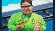 Naomi Somellera conquista su sexto oro en Lima 2019