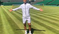Djokovic inicia con el pie derecho la defensa de su título en Wimbledon