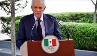 Comité Olímpico Mexicano da a conocer el número de atletas para  JP