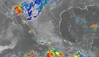 Sonora y BC sufrirán fuertes lluvias por primer Frente Frío