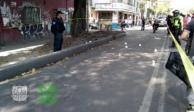 Hombre enfrenta a dos delincuentes en Chabacano y mata a uno