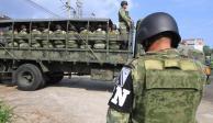 Ataque a Guardia Nacional deja 8 muertos en Irapuato