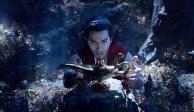 """Aladdin """"acaricia la lámpara"""" y ocupa el primer puesto en taquillas"""