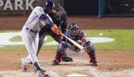 Astros dan voltereta y están a un triunfo del campeonato