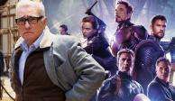 Películas de Marvel no son cine, dice el director Martin Scorsese