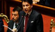 Italia formaliza nuevo gobierno sin el ultraderechista Salvini