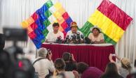 """Evo Morales prepara """"gran concentración"""" en Argentina"""