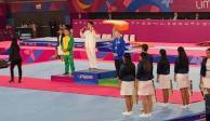 ¡Histórico! El gimnasta Isaac Núñez obtiene el oro en Panamericanos