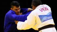 Brayan Valencia consigue oro para México en judo de Parapanamericanos