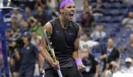 Nadal avanza a semis del US Open tras vencer en tres sets a Schwartzman