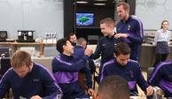 Tottenham convive con recogepelotas que ayudó a un gol en Champions