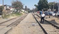 Levanta CNTE último bloqueo en vías férreas de Michoacán