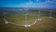 Grupo México invierte 250 mdd en parque eólico