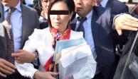 Por falta de pago, Rosario Robles se queda sin abogados