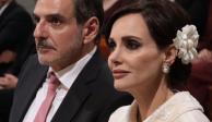 Así fue la boda íntima de la senadora Lilly Téllez (VIDEO)
