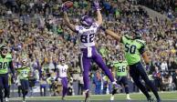 Vikingos cae ante Seattle en el cierre de la Semana 13 de la NFL
