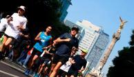 Estos son los números que dejó el Maratón de la Ciudad de México