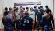 Aseguran en Chiapas a 13 migrantes procedentes de India