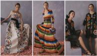 México acusa a Carolina Herrera de apropiación cultural