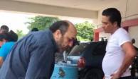 Clavan-cuchillo-en-el-ojo-a-hombre-por-ganar-el-cajón-de-estacionamiento-en-Soriana-Flore