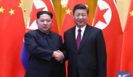 Presidente de China realizará visita de Estado a Norcorea esta semana