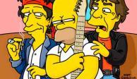 Los mejores cameos musicales de Los Simpson en tres décadas