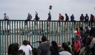 Confirman ONG secuestro de 418 migrantes aquí