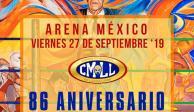 Máscara y cabellera caerán en 86 aniversario del CMLL: previo y dónde ver