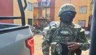 """FOTOS: Los """"tiros de precisión"""" de la Marina contra el narco y la delincuencia en CDMX"""