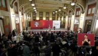 Decálogo en apoyo a migrantes, tren de Guadalajara y expectativas de crecimiento, temas de la mañanera de AMLO