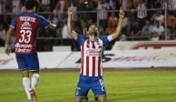 Oribe Peralta anota después de más de un año y Chivas gana en Copa
