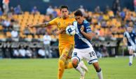 Puebla vence a domicilio a Tigres, que llega a seis juegos sin ganar