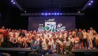 Inauguran 57 Convención Anual del Consejo Mundial de Boxeo en Cancún