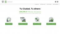 Capitalinos podrán vigilar el presupuesto de la CDMX en portal web
