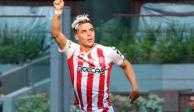 Brian Fernández está a un paso de llegar a la MLS