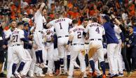 Astros empata la Serie ante Yanquis en extrainnings