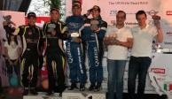 Emilio Velázquez domina tercera etapa de la Carrera Panamericana