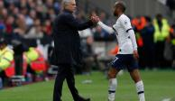 Mourinho, DT de Spurs, debuta con victoria sobre el West Ham