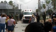 Reportan riña en Cereso de Fresnillo; implementan operativo
