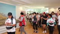 Promueve alcaldía Miguel Hidalgo turismo y deporte