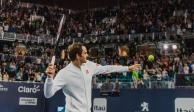 Roger Federer avanza a las semis de Miami ante Shapovalov